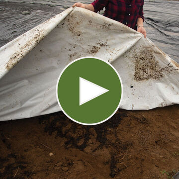 How to Use a Silage Tarp