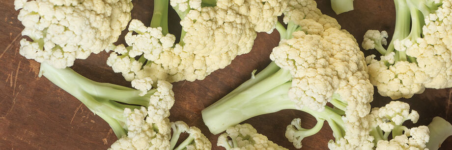 Green Stem Cauliflower