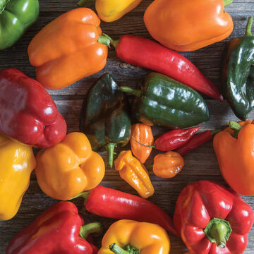 Peppers for Every Palate