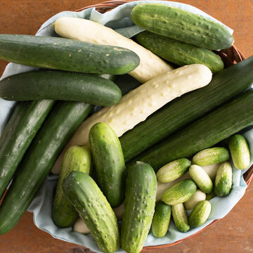 Johnny's Cucumbers