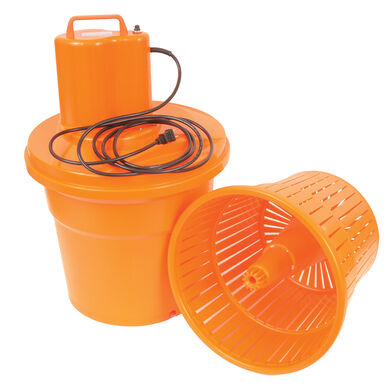 Dynamic Electric Salad Spinner Salad Spinners