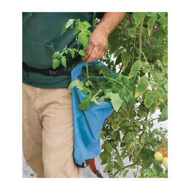 Hollow Leg Harvest and Pruning Bag – 5 Gal. Crop Supports