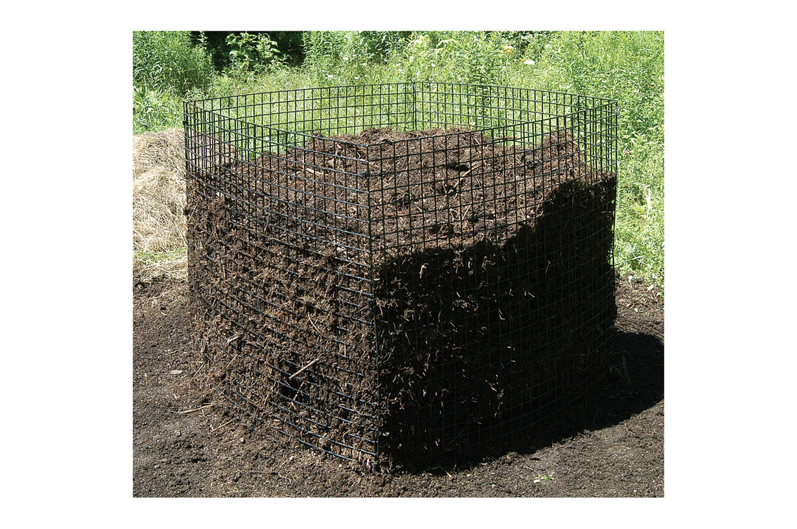 Trap Wire Compost Bin Johnny S Selected Seeds