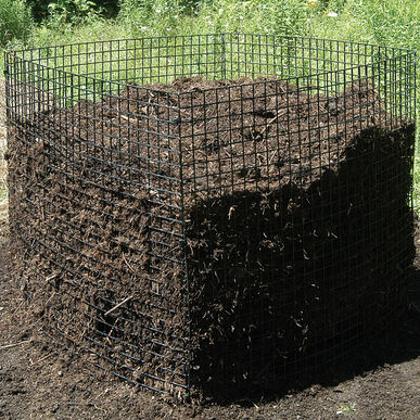Trap Wire Compost Bin Composting