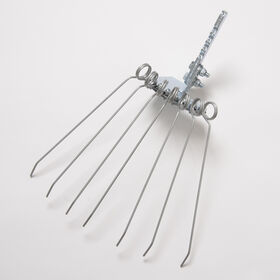 Spring Tine Harrow - Fine Tooth Wheel Hoes
