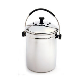 Stainless-Steel – 4 Qt. Compost Bins & Accessories