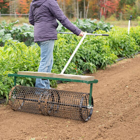 "Johnny's Seedbed Roller – 36"" Seed Bed Rollers"