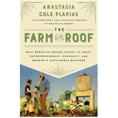 The Farm On The Roof Books
