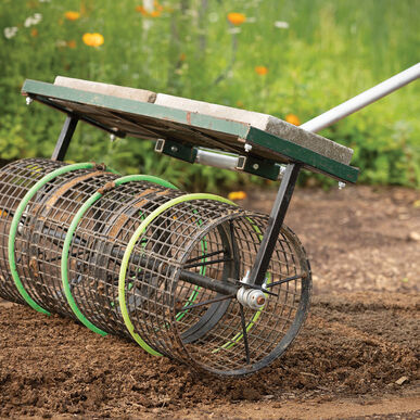 Row Markers Seedbed Rollers