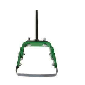 "Stirrup Cultivating Hoop – 6"" Solus Wheel Hoe"