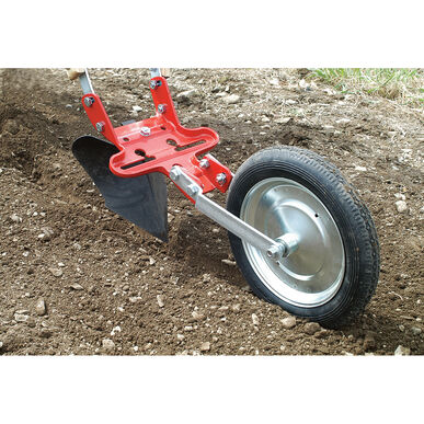 Hiller Attachment Glaser Wheel Hoe and Attachments