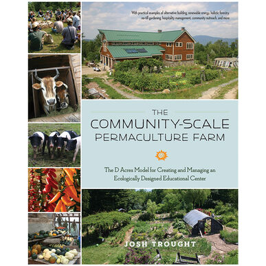The Community-Scale Permaculture Farm Books