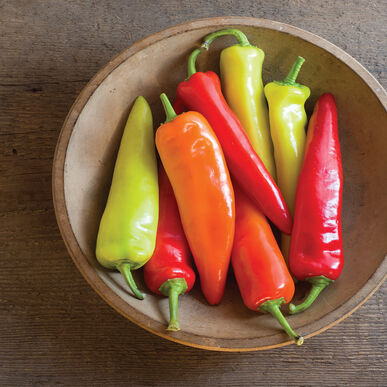 Hungarian Hot Wax Hot Peppers