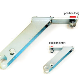 Dual-use Mounting Bracket Glaser Wheel Hoe and Attachments