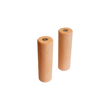 Replacement Wood Grips Terrateck Wheel Hoes
