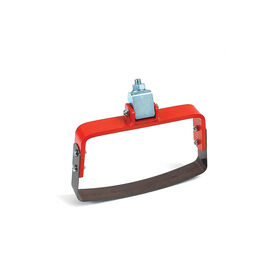 """Center Mount Oscillating Hoe – 8"""" Glaser Wheel Hoe and Attachments"""