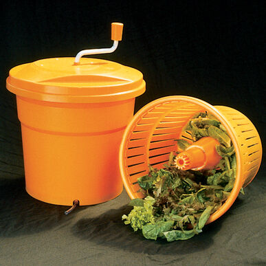 Sealed Dynamic Salad Spinner Salad Spinners