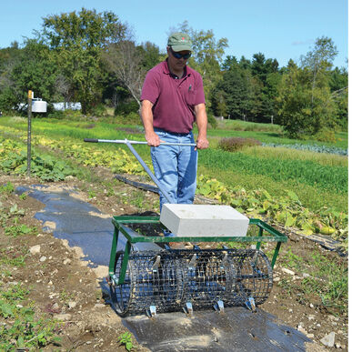 Snap-in Dibble Starter Pack Seed Bed Rollers