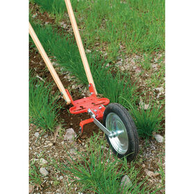 Glaser Wheel Hoe Glaser Wheel Hoe and Attachments