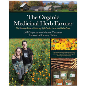 The Organic Medicinal Herb Farmer Books