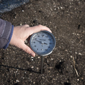 """Compost Thermometer – 36"""" Composting"""