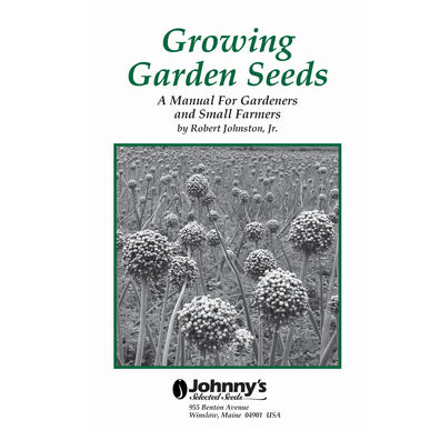 Growing Garden Seeds Books
