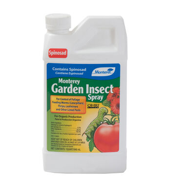 Monterey Garden Insect Spray – 1 Qt. Insecticides