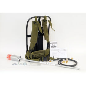 Red Dragon Backpack Flame Weeder without Tank Flame Weeders