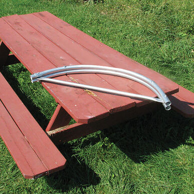 Low Tunnel Hoop Bender – 4' Benders