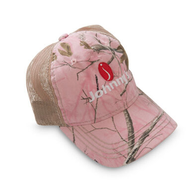 Johnny's Tractor Hat – Pink Hats