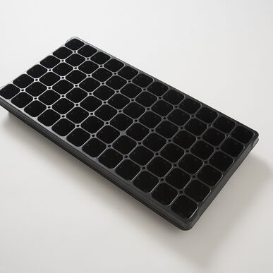 72 Cell Plug Flats – 5 Count Trays, Domes, and Flats