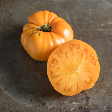 Yellow Brandywine Heirloom Tomatoes