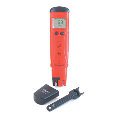 Hanna pH Meter Test Equipment
