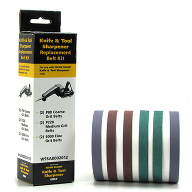 Replacement Belt Assortment Sharpeners & Hones