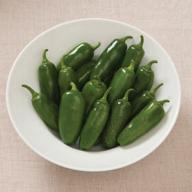 Early Jalapeño Hot Peppers