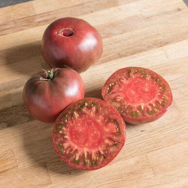Cherokee Purple Heirloom Tomatoes