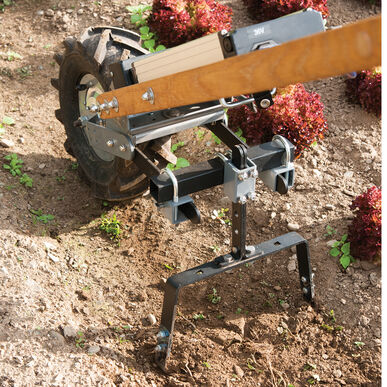 "Stirrup Cultivating Hoop – 12"" Solus Electric Wheel Hoe and Attachments"