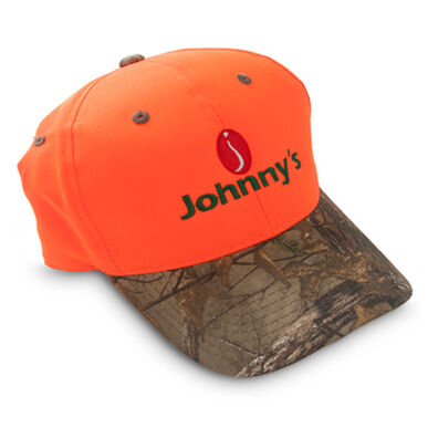 Johnny's Baseball Cap – Orange Hats