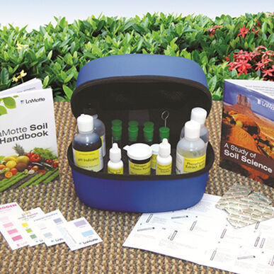 LaMotte's Gardener's Soil Test Kit Test & Measuring Equipment
