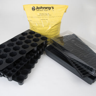 Johnny's Pro-Am Seedling Grower Kit Seed Starter Kits