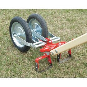 Double-Wheel Conversion Kit Glaser Wheel Hoe