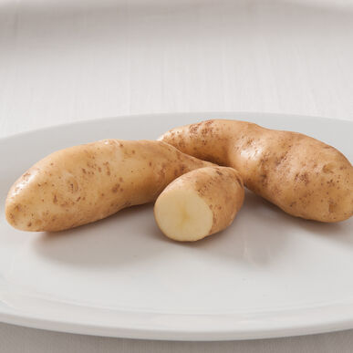 Russian Banana Potatoes