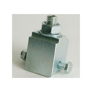 Replacement Oscillating Mounting Block Glaser Wheel Hoe