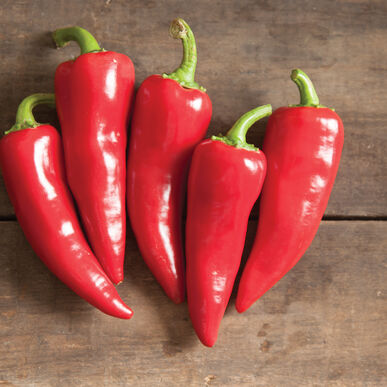 Flaming Flare Hot Peppers