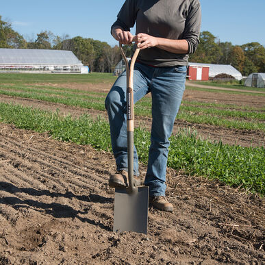 Treaded Digging Spade Forks and Spades