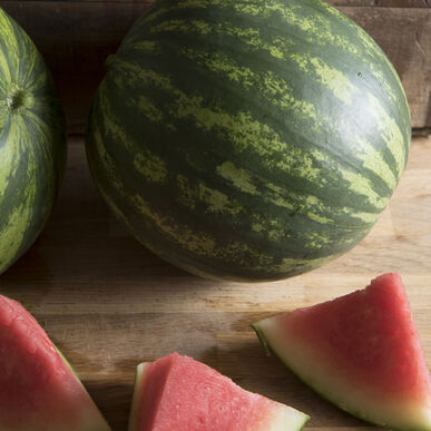Farmers Wonderful Triploid Watermelons (Seedless)