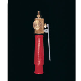 Squeeze Valve With Adjustable Pilot Flame Weeders