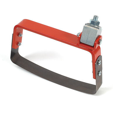 """Left Offset Oscillating Hoe – 8"""" Glaser Wheel Hoe and Attachments"""