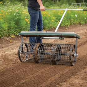 """Johnny's Seedbed Roller – 30"""" Seedbed Rollers"""