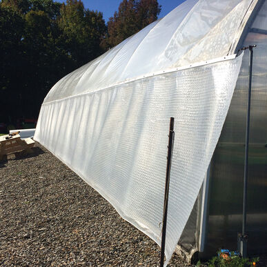 SolaWrap™ – 5' x 328' Greenhouse Film